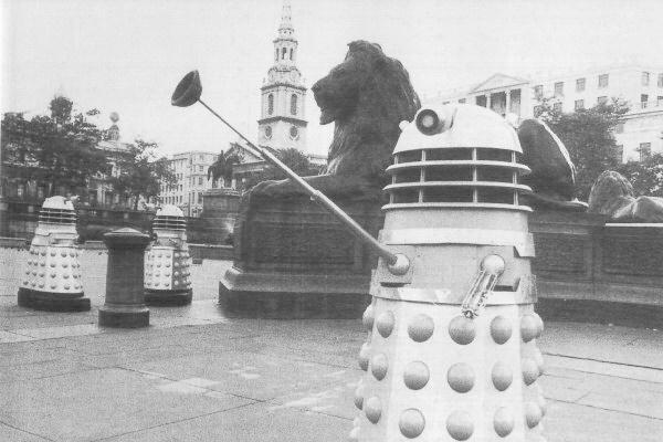Dalek - London