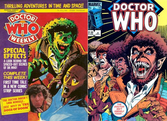 Doctor Who Weekly | Miles Booy