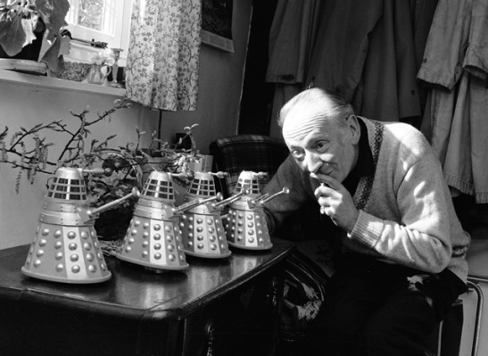 Will Hartnell - Daleks