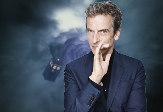 Doctor Who and The Tugging of the Lapel
