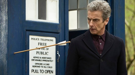 Doctor Who, Series 8, Robots of Sherwood, Robin Hood, Peter Capaldi