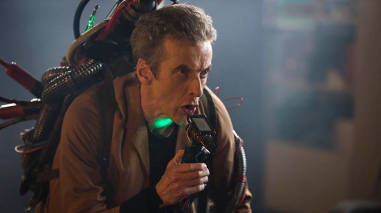 Doctor Who, The Caretaker, Season 8, Peter Capaldi
