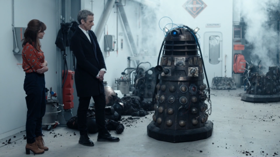 Into the Dalek, Peter Capaldi, Doctor Who, Season 8