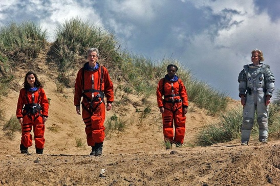 Kill the Moon, Season 8, Doctor Who, Peter Capaldi