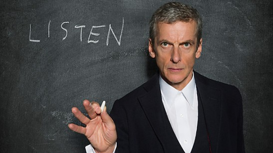 Listen, Doctor Who, Series 8, Peter Capaldi