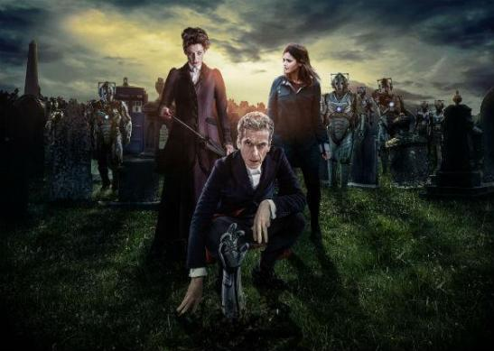 Doctor Who, Season 8, Peter Capaldi, Death in Heaven, Dark Water, Steven Moffat