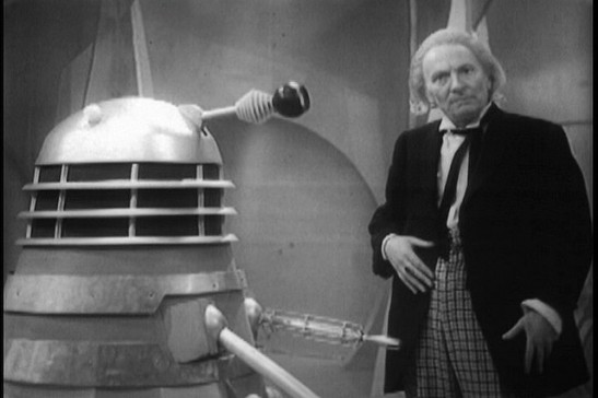 Doctor Who, The Daleks, William Hartnell, TV