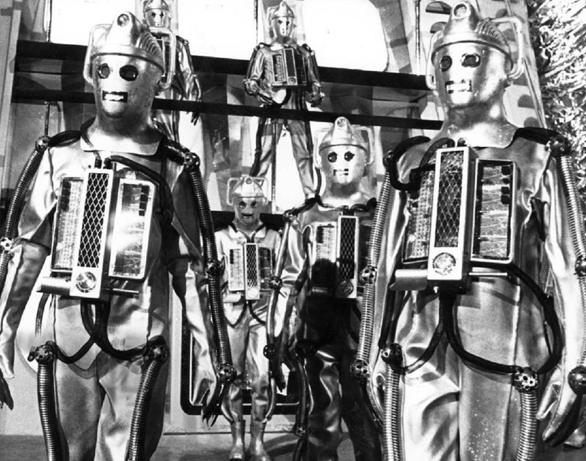 Evolution Of The Cybermen James Chapman's Top ...