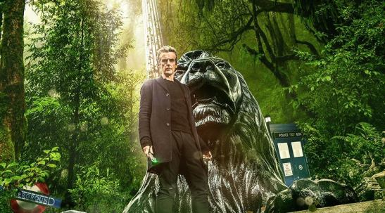 Doctor Who, Series 8, Peter Capaldi, In the Forest of the Night, BBC