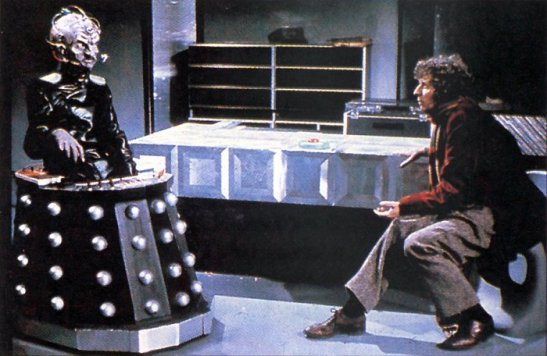 Doctor Who, Genesis of the Daleks, Davros, Tom Baker, TV