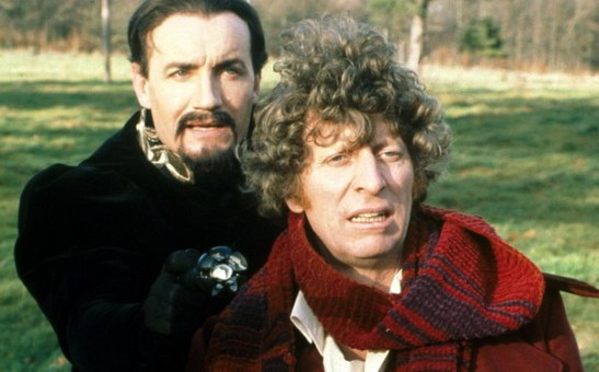 Doctor Who, Logopolis, TV, Tom Baker