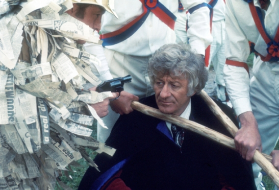 The Daemons, Doctor Who, Jon Pertwee, TV